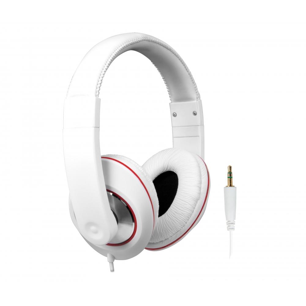 Headphone DJ I-sound Branco - DGHP4007