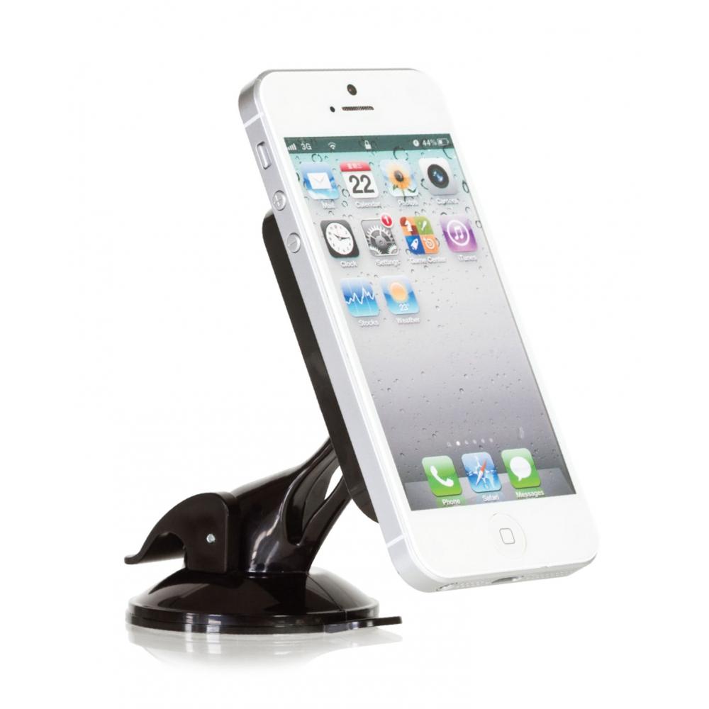 Suporte universal de Smartphone para fixação no para-brisa do carro - VIVITAR