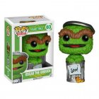 Boneco Colecionável Funko POP! TV: Sesame Street - Oscar the Grouch