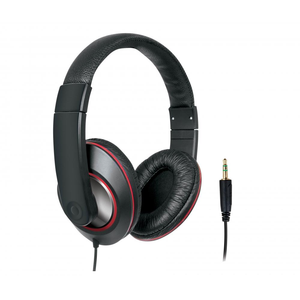 Headphone DJ I-sound Preto - DGHP4006