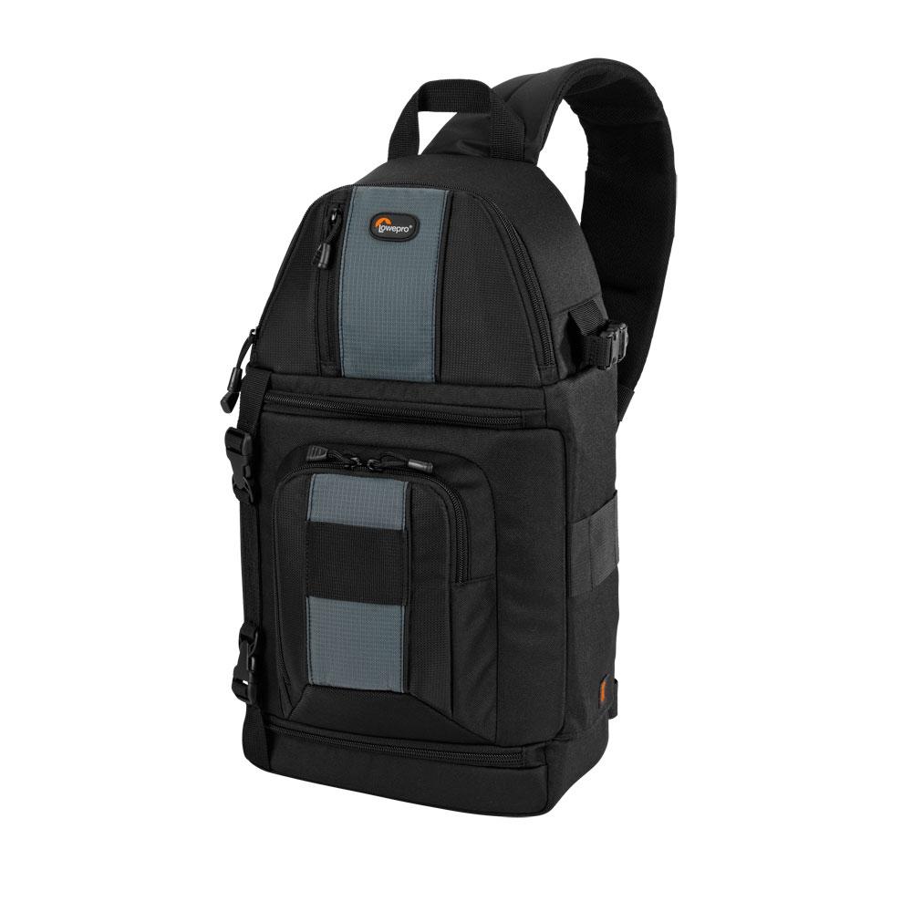 Mochila para câmera digital SLR, lente e acessórios - SlingShot 202 AW  - LOWEPRO