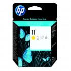 Imagem - Cabeça de Impressão HP 11 Amarelo C4813A