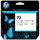 Cabeça de Impressão HP 70 Preto Fotográfico C9407A