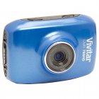 Câmera Filmadora de Ação HD Vivitar Azul- DVR785HD