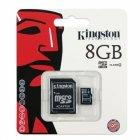 Cartão de Memória Kingston Micro SD 8GB SDC4/8GB