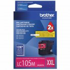 Cartucho Brother 105M XXL Magenta LC105M