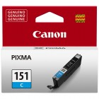 Cartucho de Tinta Canon CLI-151 Ciano