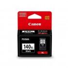 Cartucho de Tinta Canon PG-140 XL Preto - Alto Rendimento