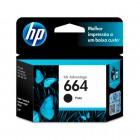 Imagem - Cartucho de Tinta HP 664 Ink Advantage F6V29AB - Preto