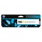 Cartucho de Tinta HP 980 Amarelo - D8J09A