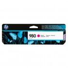 Cartucho de Tinta HP 980 Magenta - D8J08A