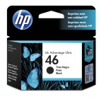 Cartucho de Tinta HP Ink Advantage Ultra 46 Preto CZ637AL