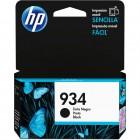 Cartucho De Tinta OfficeJet Preto HP 934 10 ML  -  C2P19AB