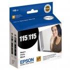 Imagem - Cartucho Epson 115/115 Preto T115126