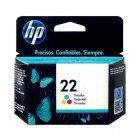 Imagem - Cartucho HP 22 Colorido 5ml C9352AB
