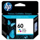 Imagem - Cartucho HP 60 Colorido 3ml CC643WB