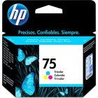 Imagem - Cartucho HP 75 Colorido 3,5 ml CB337WB