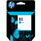 Cartucho HP 82 Ciano 69 ml C4911A