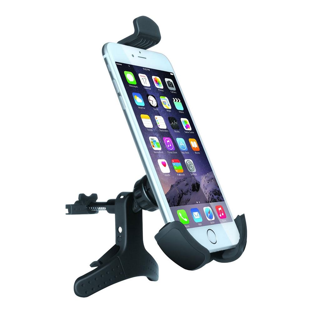 Suporte veicular para smartphone com encaixe na saída de ar - ISOUND
