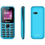 Celular BLU Jenny II T177X, Azul, Dual Chip, Câmera VGA com Flash, Quad Band, Tela 1.8