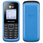 Celular LG B220 Azul - Desbloqueado, Dual Chip, Rádio FM, Lanterna