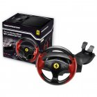 Conjunto de Volante e Pedais Thrustmaster FERRARI RED LEGEND Edition para PC e PS3 - 4060052