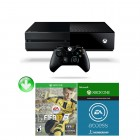 Console Xbox One 1TB + Jogo Fifa 17 Download + 1 Mês de EA Access