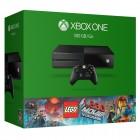 Console Xbox One 500GB + Jogo Lego Movie
