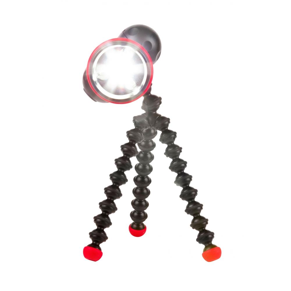 Luminária Joby com Hastes Flexíveis e Pés Magnéticos, Gorilla Torch Flare - FL2-01AM