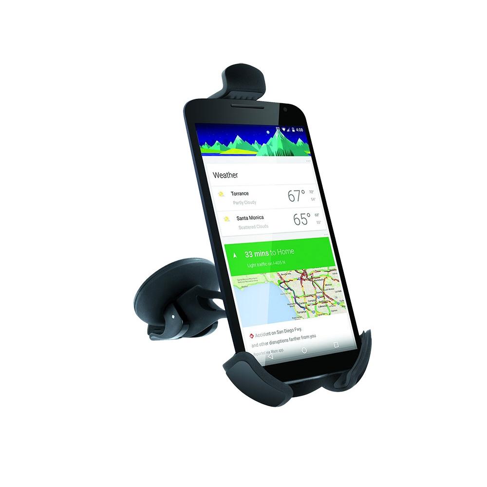 Suporte veicular com ventosa para Smartphone e GPS - ISOUND