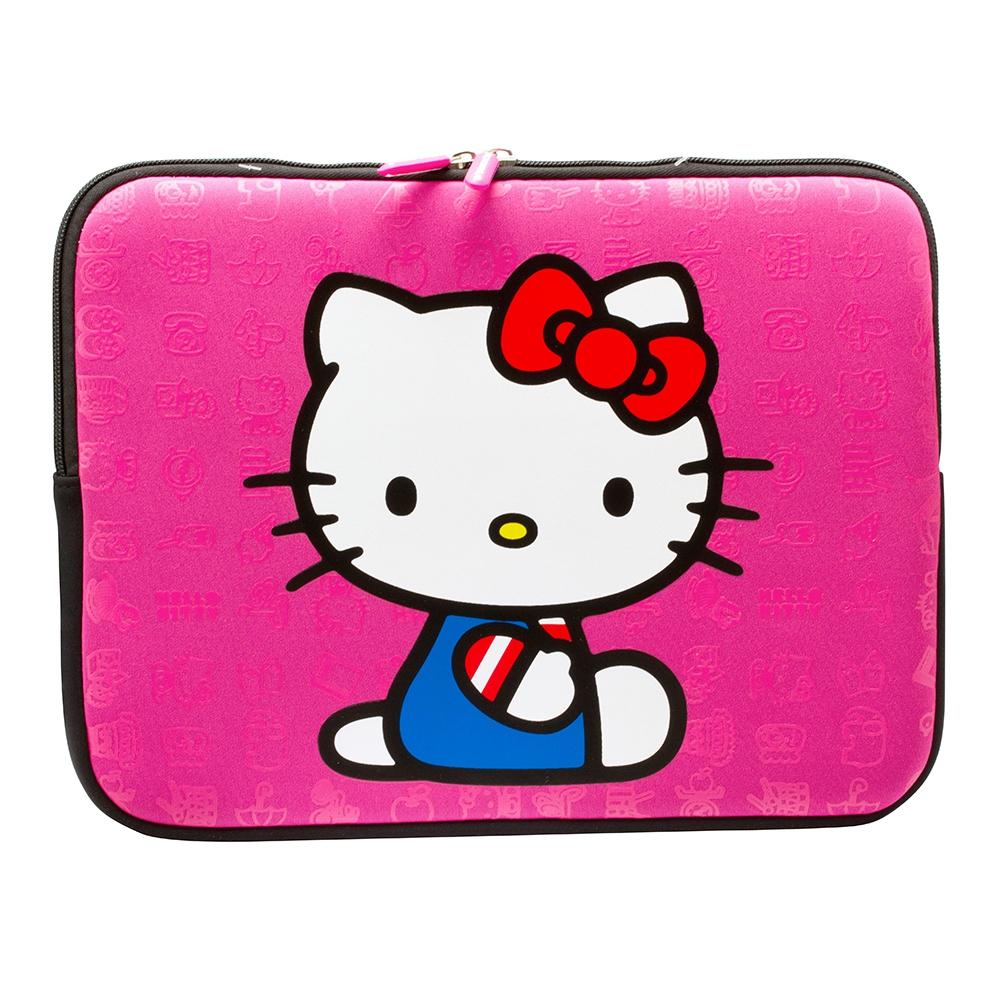 Bolsa Hello Kitty Sakar para Notebook de até 12 Polegadas - 20509G