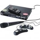 DVD Player Amvox AMD-909, USB, Função Karaokê, Função Game + 2 Joysticks - Bivolt