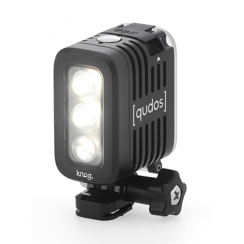 Luminária Knog para Câmeras de Ação, Digitais SLR e Tripés - 11625S