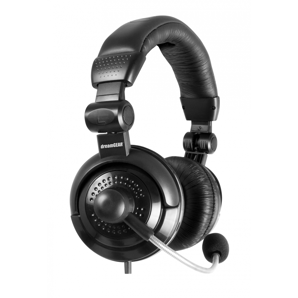 Headset Elite Dreamgear para PS3 - DGPS3-3855