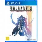 Jogo Final Fantasy XII - The Zodiac Age - PS4
