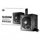 Fonte Cooler Master ATX G 450M, 450W Semi-Modular 80 Plus Bronze RS450-AMAAB1-WO, 110/220V
