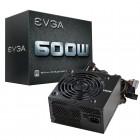 Fonte EVGA 100-W1-0600-K0 80 Plus White 600W, 12V, 110/220V, Sem Cabo De Forca