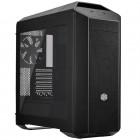 Gabinete Gamer Cooler Master Mastercase Pro 5 Mid Tower MCY-005P-KWN00 - Cinza, Sem Fonte