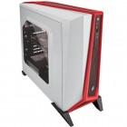 Gabinete Gamer Corsair Spec Alpha Mid Tower CC-9011083-WW - Branco e Vermelho, Sem Fonte