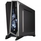 Gabinete Gamer Corsair Spec Alpha Mid Tower CC-9011084-WW - Preto e Prata, Sem Fonte