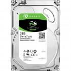 HD Interno Para Desktop Seagate Barracuda ST3000DM008 3TB, SATA III 6Gb/s, 7200 RPM