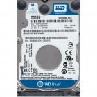 HD Interno Western Digital Para Notebook Blue WD5000LPCX - 500GB, SATA III 6.0Gb/s, Cache 16MB