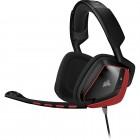 Headset Gamer Corsair Void USB Preto/Vermelho