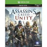 Jogo Assassin's Creed Unity: Signature Edition - Xbox One