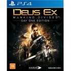 Jogo Deus Ex - Mankind Divided - PS4