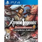 Jogo Dynasty Warriors 8 Xtreme Legends Complete Edition - PS4