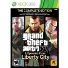 Jogo GTA 4 (Grand Theft Auto IV) Complete Edition - Xbox 360