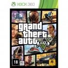 Jogo GTA V - Xbox 360