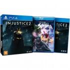 Imagem - Jogo Injustice 2 - Edição Limitada PS4