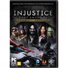 Jogo Injustice: Gods Among Us GOTY - PC